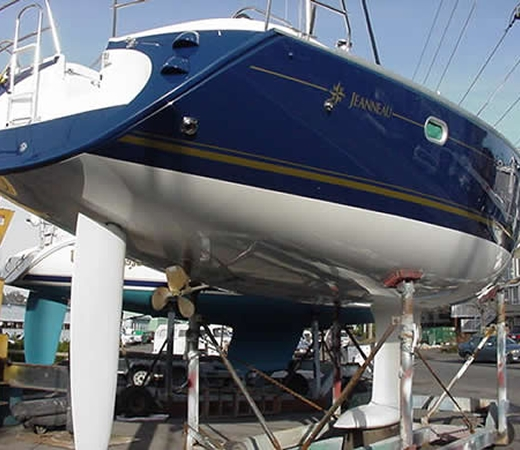 silicon antifouling shipyard antibes cannes monaco st tropez bottom painting