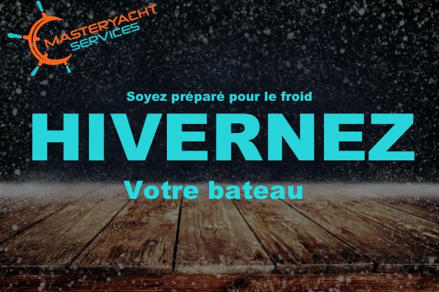 hivernage de bateau cote d'azur french riviera