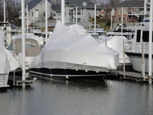 shrink wrap french riviera, boat wrapping, protection, yacht maintenance cannes antibes