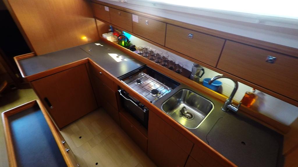 bateau cuisine