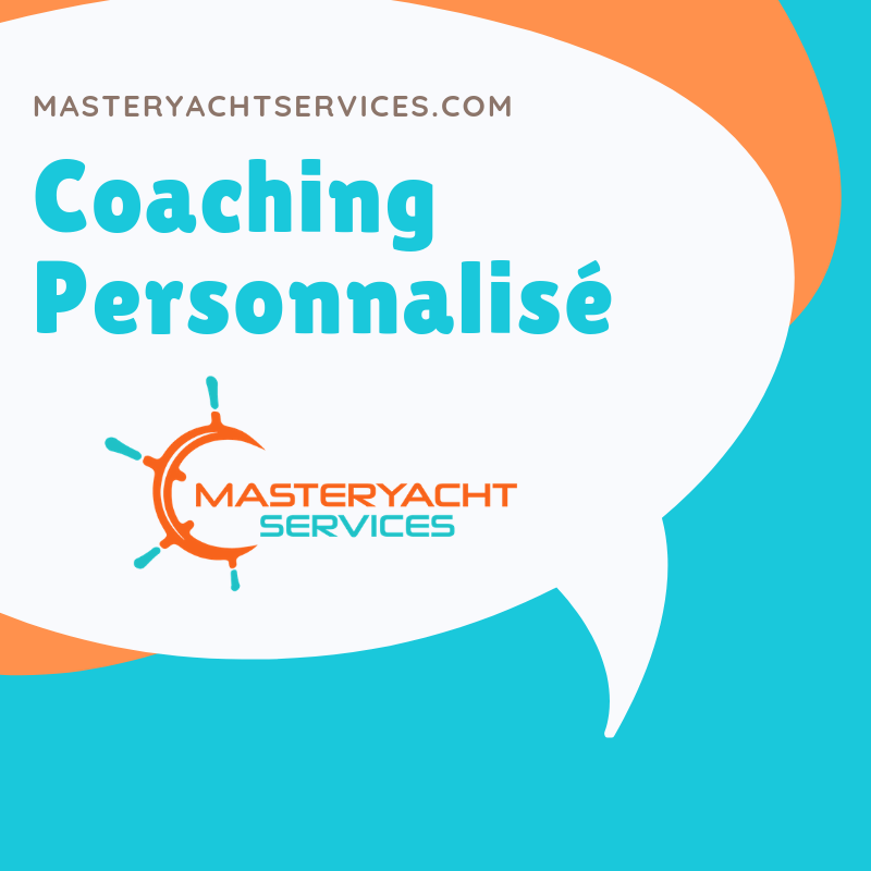 coaching personalisé master yacht services